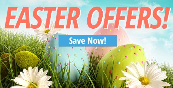 Easter Savings!