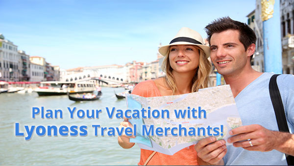 Plan your Vacation with Lyoness!
