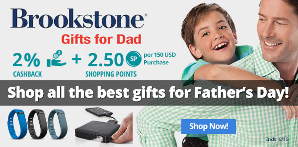 Brookstone: Shop all the best gifts for Father's Day