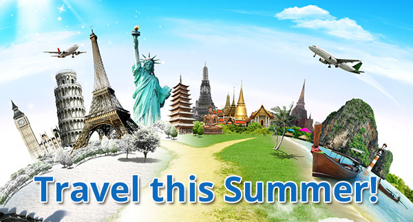 Travel this Summer