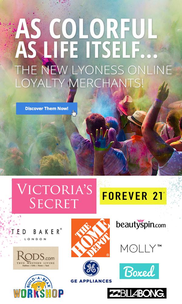 New Loyalty Online Merchants