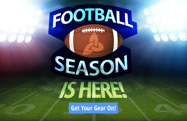 Football season is here
