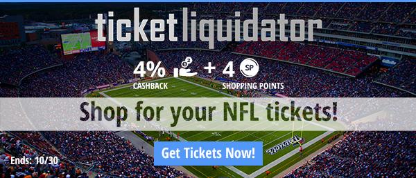 Ticketliquidator: Shop for your NFL tickets!