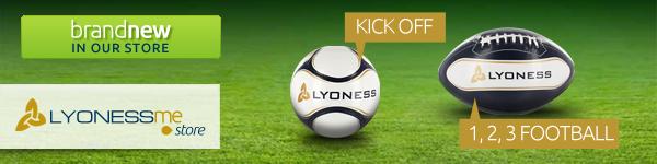 LYONESSme store: brandnew balls