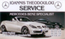 Car Service - Ioannis Theodoulou