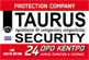 TAURUS HELLAS SECURITY