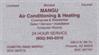Mangu Air Conditioning & Heating