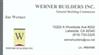 Werner Builders