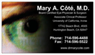 Mary Cote MD