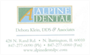Alpine Dental Practice